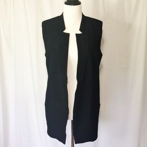 Forever 21 Contemporary Duster Vest